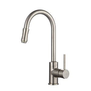 high end kitchen faucets homesfeed