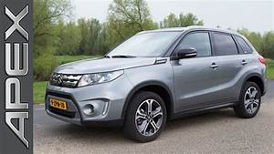 Suzuki Vitara Allgrip : suzuki vitara 1 6 high executive allgrip review 2015 youtube ~ Maxctalentgroup.com Avis de Voitures