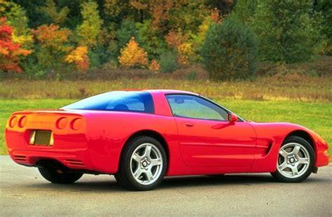 chevrolet corvette  car review chevrolet corvette