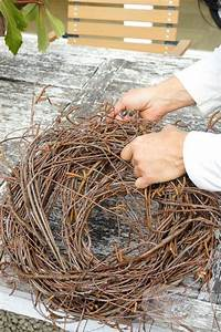 Kränze Binden Aus ästen : ein nest aus birkenreisig nest aus birkenreisig diy ~ Lizthompson.info Haus und Dekorationen