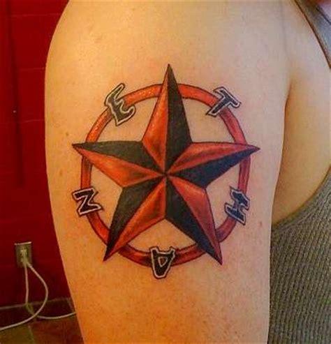 aiz tattoo gallery nautical star tattoo meaning