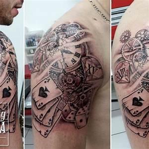 Tatouage Montre A Gousset Avant Bras : mymymagma tatoueuse le mans tatouage au mans ~ Carolinahurricanesstore.com Idées de Décoration