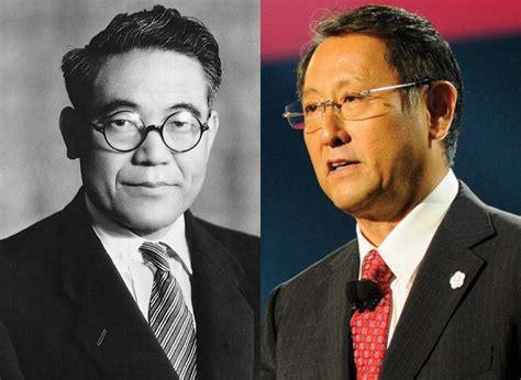 4. Padres - Kiichiro Toyoda - Akio Toyoda - MAKINAS - MAKINAS
