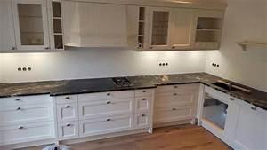 Arbeitsplatte Granit Küche : diese granit arbeitsplatte passt einfach perfekt in der k che unserer kunden in k ln ~ Sanjose-hotels-ca.com Haus und Dekorationen