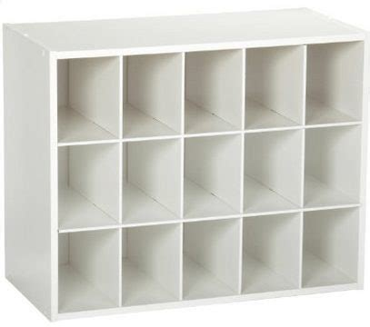 Closetmaid Stackable 15 Cube Organizer - closetmaid stackable 15 cube organizer home organization