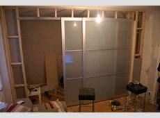 DIY IKEA Room Divider LifeEdited