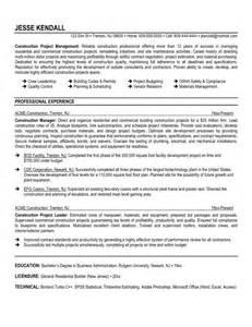 best resume format 2015 free download construction supervisor resume latest resume format