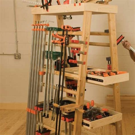 images  pipe clamp storage  pinterest