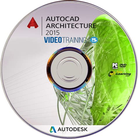 Autocad Architecture 2015 Video Training Tutorial Dvd