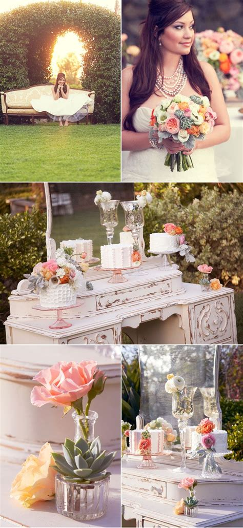 i the display of the small wedding cakes photos by found creative studio wedding