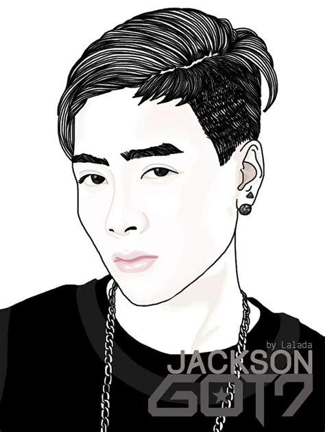 jackson  drawing photoshop pinterest