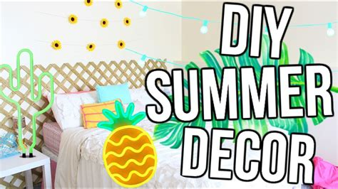 Diy Pinterest Summer Room Decor