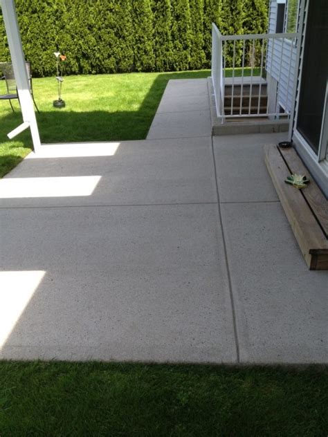 power washing concrete sealing langley a glass act