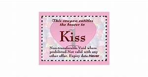kiss coupon postcard zazzlecom With zazzle wedding invitations promo code