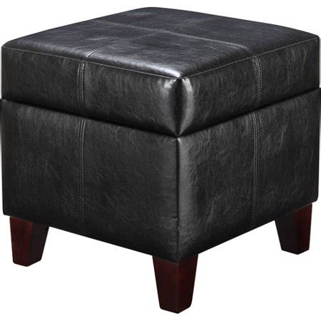Small Ottoman by Small Storage Ottoman Colors Walmart
