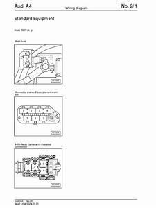 Standard Equipment  Wiring Diagram