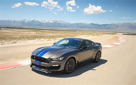 ford mustang gt shelby gt  forbes fastest cars