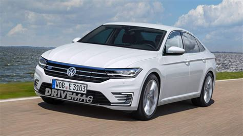 All-new 2019 Vw Jetta Will Reportedly Debut At The 2018