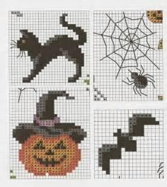 Halloween Cross Stitch Pattern Chart