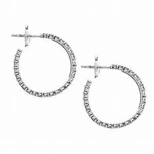 tiffany earrings hoops