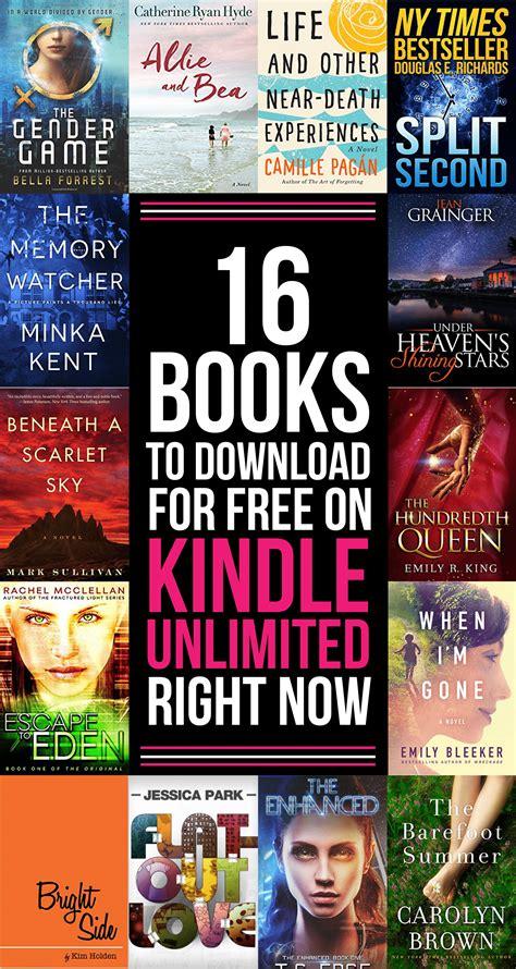 kindle unlimited books