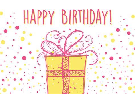 birthday card design birthday card design free vector stock