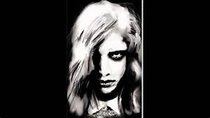 Karen Cooper [ Night of the Living Dead ] Speed Painting ...
