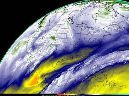 Water East Coast Storm Vapor Coming Infrared
