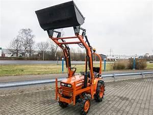 Gebrauchte Küchen Günstig Online Kaufen : kubota traktor gebraucht mit frontlader b 1500 kommunaltraktoren kleintraktoren ~ Bigdaddyawards.com Haus und Dekorationen