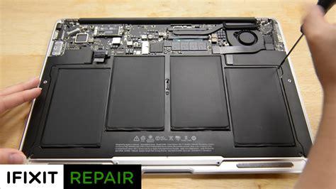 batterij macbook air