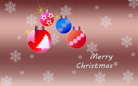 merry christmas vector colorful balls images