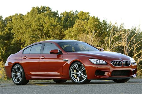 bmw  gran coupe review  autoblog autoevolution