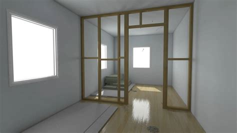 separating room ideas build a partition wall in less than 30 seconds