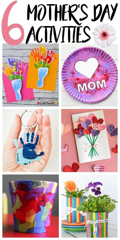 mothers day activities mothers day crafts mothers day
