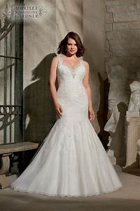 guide to plus size wedding dress styles for curvy brides With wedding dresses for curvy women