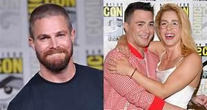 Stephen Amell & 'Arrow' Co-Stars Debut Season 7 First Look ...