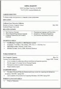 Computer Technician Resume Objective Sle by Construction Resume Sle Jennywashere Technician Resume