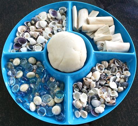 shell activities for 143 | Invitation to Play with Shells Preschool Beach Activities