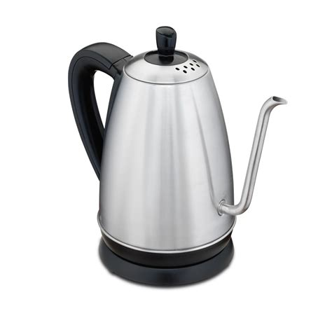 kettle electric gooseneck hamilton beach stainless steel tea liter kettles water cordless coffee heater walmart bonavita office max pots europe