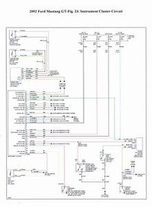 1970 Mustang Instrument Wiring Diagram