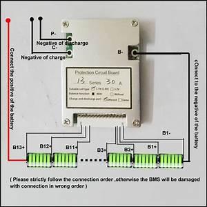 13s 48v 30a Pcb  U2013 Llt Power Electronic