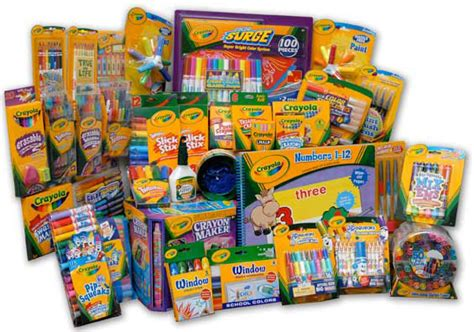 New  Off  Crayola Purchase Coupon