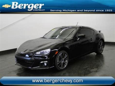Berger Chevrolet Grand Rapids Mi by Buy Used 2013 Subaru Brz Limited Auto Berger Chevrolet