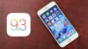 iOS 9.3.3 Available with New Features