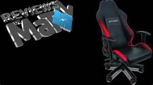 review de mat0z fauteuil dx racer doovi