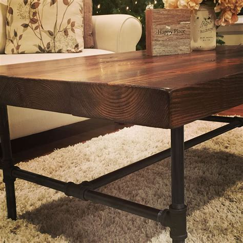 Wayfair were kind enough to send replacement parts but unfortunately they don't fit on this table.anyway we made it work. The Auburn coffee table. Brushwood custom.com. Create your dream farmhouse furniture. | Coffee ...