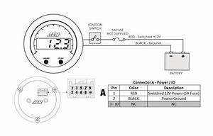 How To Install Aem Electronics X-series Voltmeter Gauge