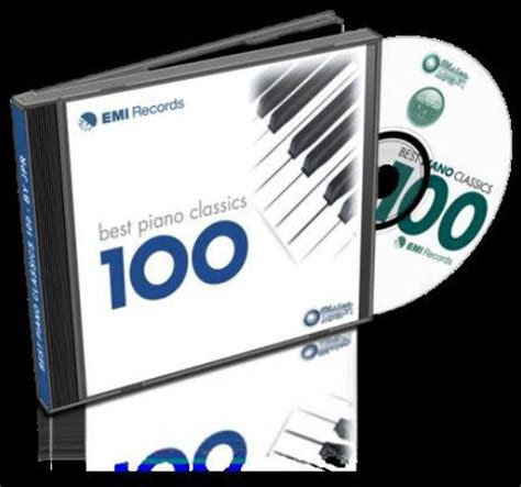 0001191128 best of piano classics va 100 best piano classics 6cd 2005 flac full