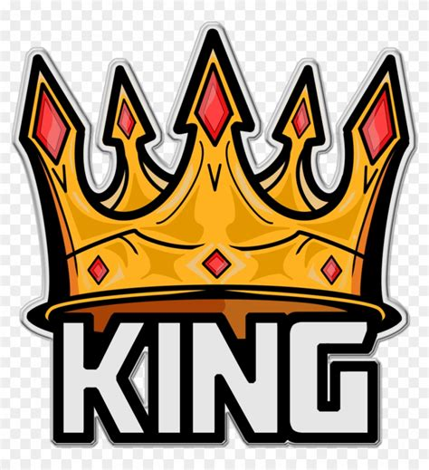 cartoon king crown king logo png clipart  pikpng