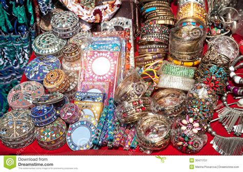 Souvenirs At Goa Market Stock Image Jewelry Set Toys R Us African American Stores Lazada Jewellery For Nauvari Saree In Low Price Christian Music Box Ruby Pakistan
